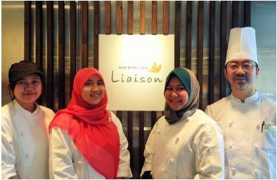 ハラル認証のパン屋オープン、イスラム教徒の手作りでカフェも併設