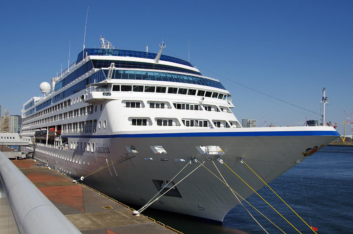 オーシャニア・クルーズ「ノーティカ」が東京初寄港、ラグジュアリー客船の船内をレポート