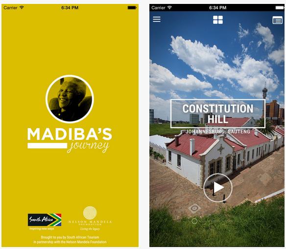 南アフリカの公式観光アプリ登場、GPS機能でネルソン・マンデラ元大統領の足跡をガイド