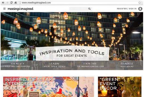 マリオットホテル、MICEプランニング支援のサイトとアプリを提供、目的別の検索やリアルタイム相談も可能に