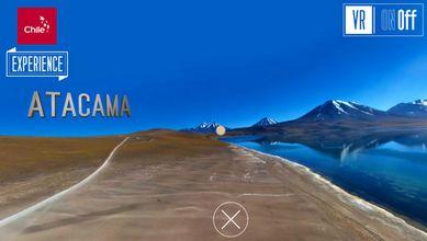 絶景をバーチャル体験できるアプリで旅行者へアプローチ、チリ観光局のデジタル活用を聞いてみた