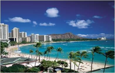 H.I.S.のGW予約ランキング2015、海外トップはハワイ・国内は沖縄、関東甲信越はバスツアーが人気