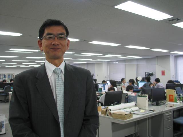 DeNA中野社長
