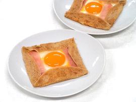 JAL、羽田空港国際線ファーストクラスラウンジで朝食メニューでガレット新登場