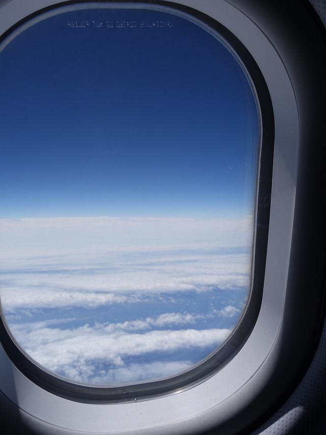 空の上は地上の約3倍酔いやすい?
