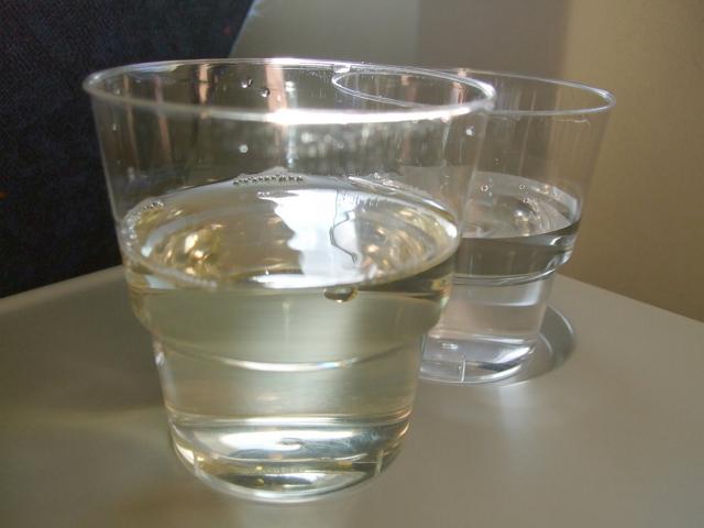 酔いすぎないように、水を一緒に飲むのも効果的