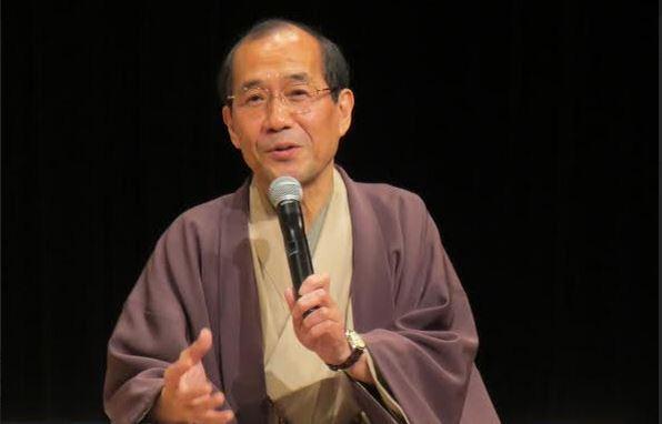 京都府京都市長の門川大作氏は「日本に、京都があってよかった」と題したスライドでベストシティ受賞の背景を語った