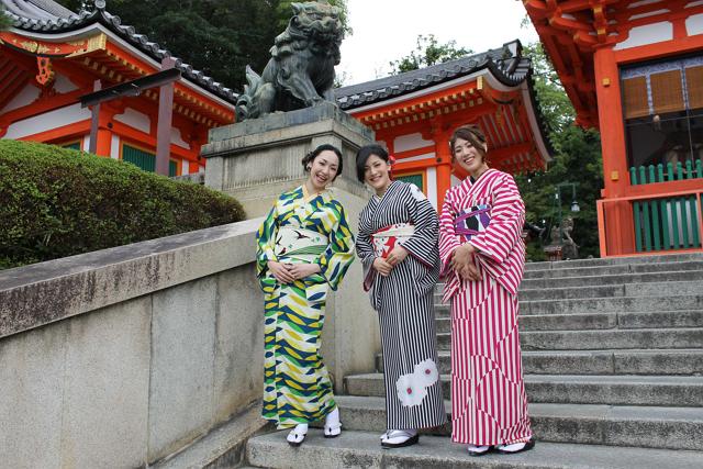京都駅前に大規模な着物レンタル店開設、訪日旅行者などの荷物預かりや団体対応も