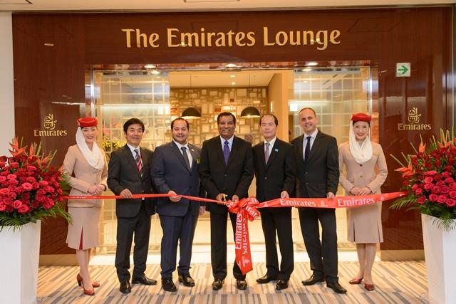 エミレーツ航空、成田空港に日本初の専用ラウンジをオープン、広さ約940平方メートル