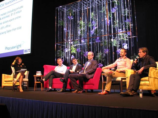 オンライン旅行の国際会議「WIT Japan2015」開催、業界リーダー約70名が世界の変化・競争・未来を議論