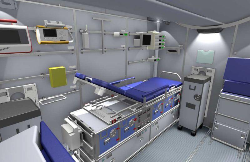 ルフトハンザ航空、「空飛ぶ集中治療室」をすべての長距離路線に導入、新たにB747-8とA380にも