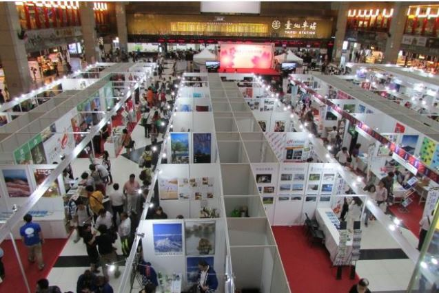 台湾・台北駅で「日本の観光・物産博2015」開催、日本から自治体・企業が58社66ブースで -日本旅行と台湾観光協会