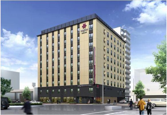 京都に新ホテル開業、ビジネスホテル上位ブランドでレジャー利用も  -ベッセルホテル開発