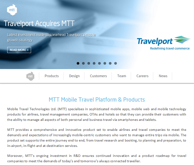 GDSトラベルポートが旅行アプリ開発企業を買収、モバイル事業強化へ