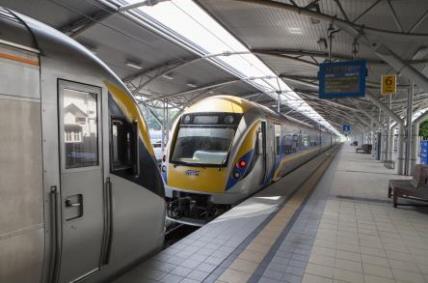マレー鉄道がシンガポール乗入れを中止、ジョホール以遠にシャトル電車が新登場、所要時間が5分に短縮