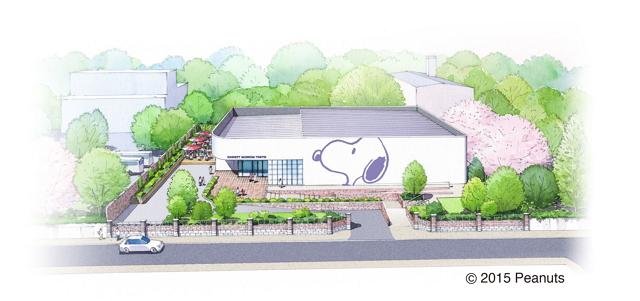 東京・六本木に「スヌーピーミュージアム」が登場、2年間限定で原画やビンテージグッズを展示