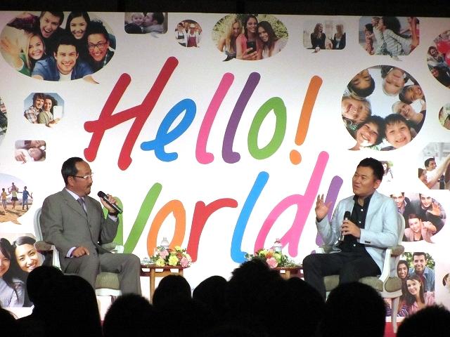 楽天・三木谷代表、訪日旅行者1億人は「楽勝」、LCC活用と通信インフラ整備で加速度的に