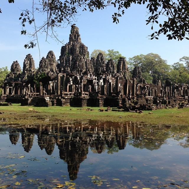 シルバーウィーク海外旅行の予約状況、伸率では「カンボジア」がトップ、前年比20倍の伸び ーJTB
