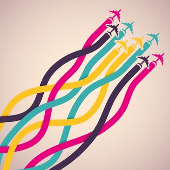 デルタ航空、4月と5月の日本発着燃油サーチャージをゼロに