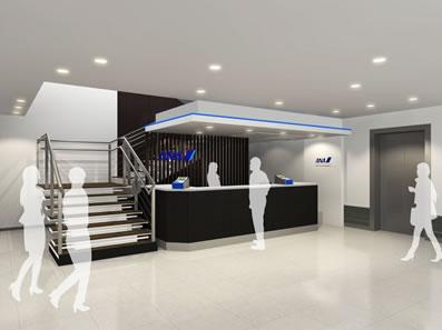 ANA、伊丹にプレミアムメンバー向け最上級ラウンジ開設、空席待ちで優先整理券も