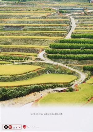 農林水産大臣賞:樽谷香菜子さんの作品
