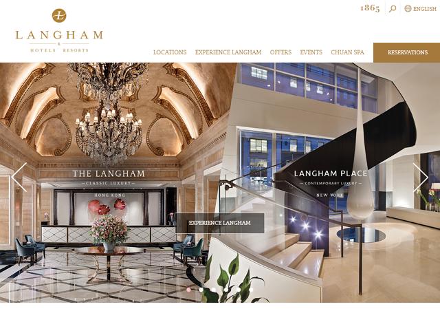 高級ホテル「ランガム」が日本初進出、開発業者が東京・六本木に敷地4000平方メートル取得
