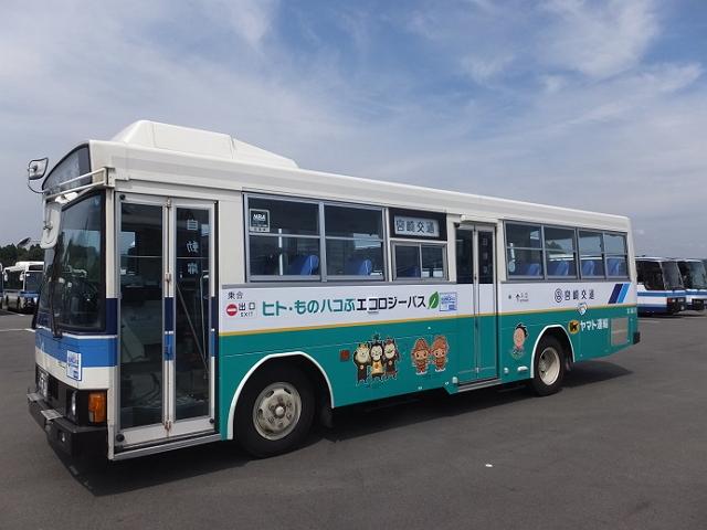 路線バスで宅配便と乗客を同時に輸送、生産性向上と地域サービスなどで ーヤマト運輸と宮崎・西都市