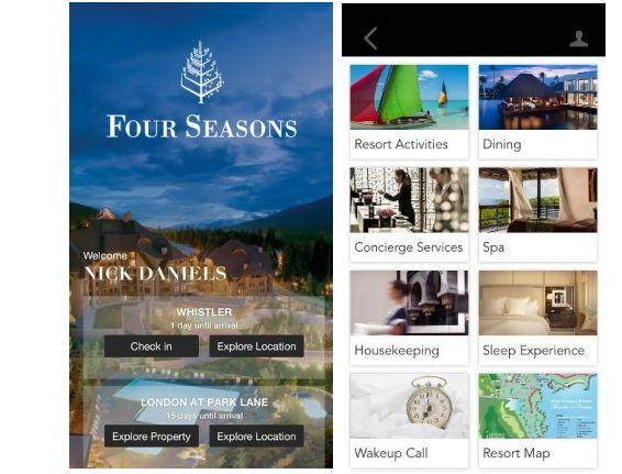 フォーシーズンズ・ホテルズ、客室清掃も依頼できるアプリをアジアで利用可能に