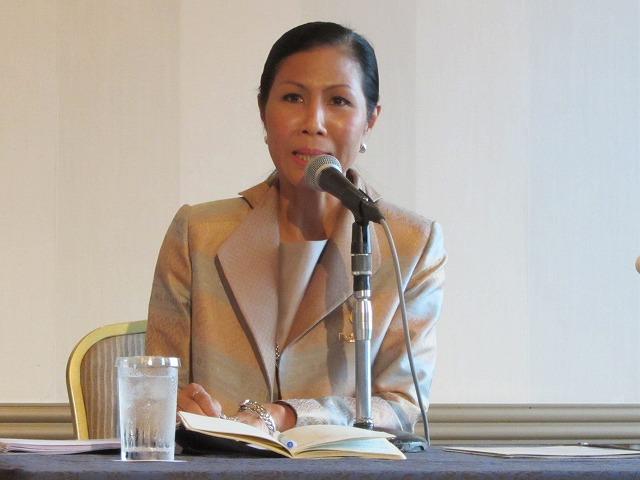 タイ観光大臣が来日、爆発事件後の観光は「平穏で安全」呼びかけ、安全対策も発表