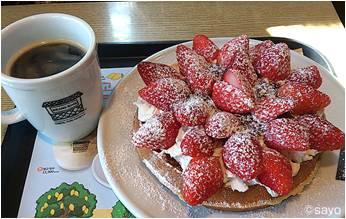 ソウル通が選ぶ人気グルメランキング、1位は人気カフェ「苺のワッフル」 -HIS