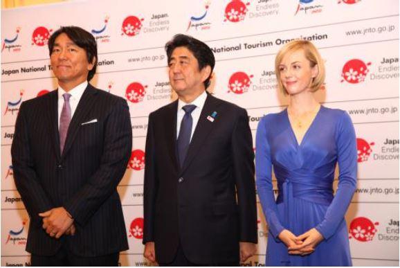 ニューヨークで訪日旅行セミナー、安倍総理やヤンキース松井秀喜氏などが日本の魅力をアピール