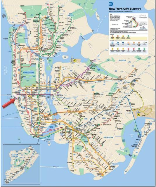 ニューヨーク市観光局発表資料より