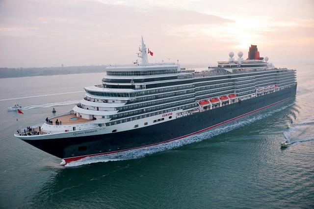 豪華客船クイーン・エリザベス、120泊の世界一周クルーズ発表、神戸発着7泊8日16.9万円の区間販売も