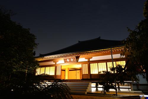 妙楽寺方丈(福岡市:報道資料より)