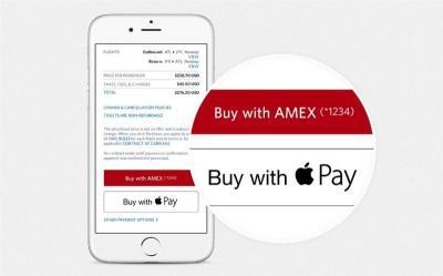 デルタ航空、スマホ航空券購入で「アップルペイ(Apple Pay)」決済が可能に、モバイル利用者のチケット購入をスムーズに