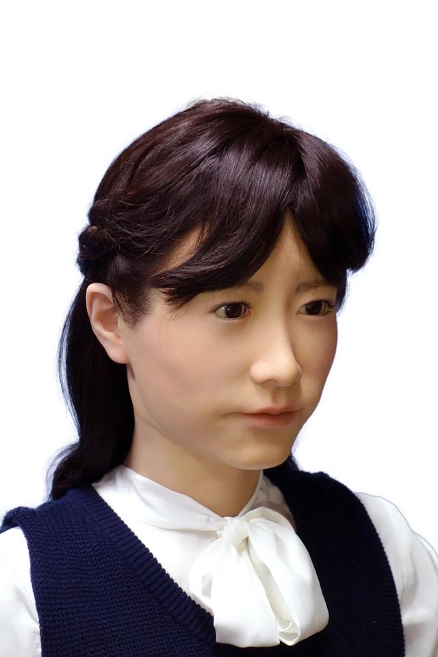 東京・お台場で観光案内するアンドロイド登場、年内に観光案内所でデビューへ ―東芝など