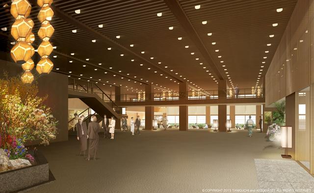 ホテルオークラ東京、建て替え後の一部デザインを公表、画像で見る新本館【画像】