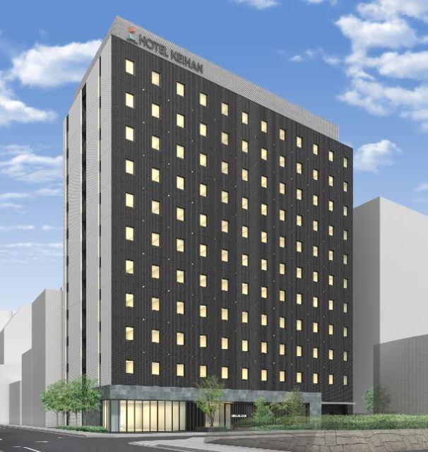 ホテル京阪、東京と大阪に新ホテル開業へ、駅チカの宿泊特化型で