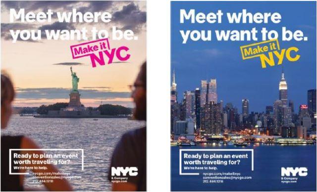 米・ニューヨーク、MICEで新キャッチフレーズ、施設の充実進み年間610万人を目標に