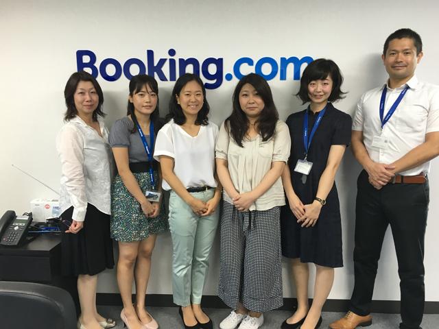 ブッキング・ドットコムの沖縄営業所オープン、予約件数は前年比で倍増