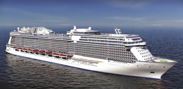 クルーズ大手のゲンティン香港、新プレミアムブランド展開へ、15万トン級客船を2016年に就航