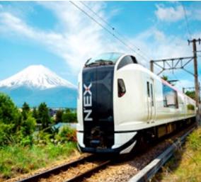 成田エクスプレスの河口湖直通運転、今年は年末年始も運行へ -富士急行