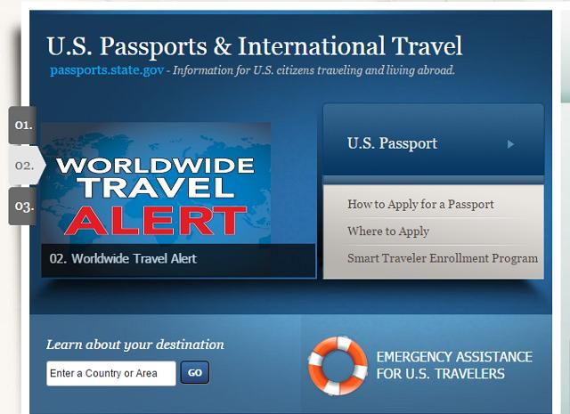 米国務省、テロ警戒で世界各国への渡航者に注意喚起