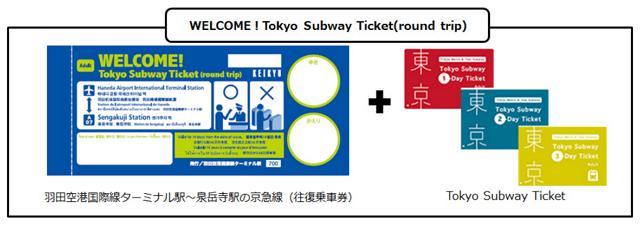 京浜急行・東京都交通局・東京地下鉄:報道資料より
