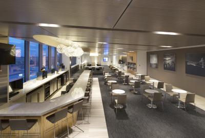 ユナイテッド航空、米2空港に新たな空港ラウンジ開設、サンフランシスコとアトランタに