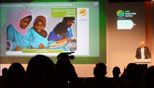 レスポンシブル・ツーリズム(責任ある観光)アワード2015発表、大賞はインドネシア・ビンタン島のリゾート会社