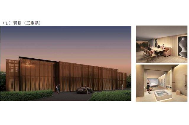 新たなホテル開発で高級レストラン会社とNTTが資本提携、滞在型オーベルジュでスタート