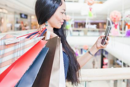 訪日外国人に「電子チラシ」でショッピング情報を提供、大手スーパーや百貨店など参加で -凸版印刷