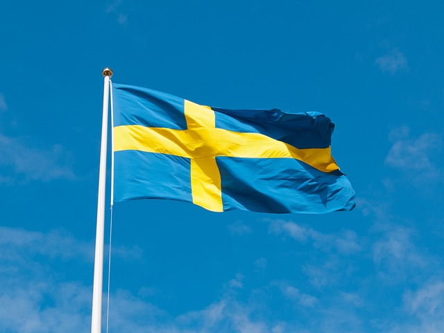 外務省、スウェーデンのテロ脅威度引き上げで注意喚起