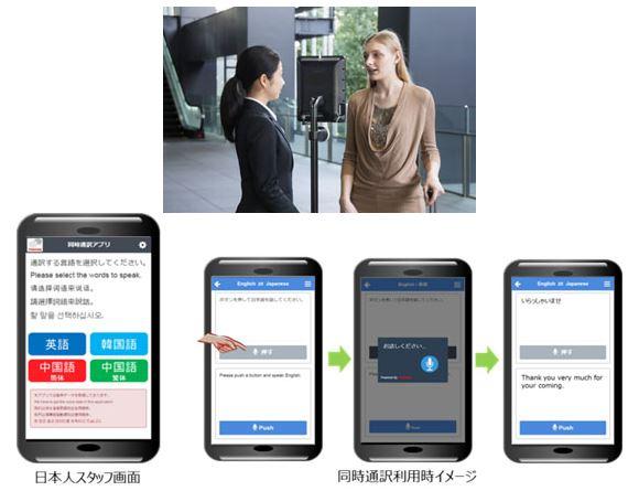 東芝、ICTでインバウンドをトータルサポート、集客から通訳・観光、免税・決済まで